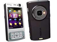 Nokia N95: Concepts materialised