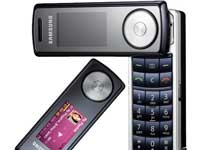 Samsung F210 : The Cellphone Music Player