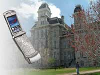 Cell phones To Predict The Rain