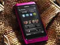 Nokia N8 Pink – A Vibrant Gadget!