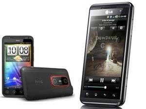 HTC EVO 3D & LG Optimus 3D – A Super Phone Battle