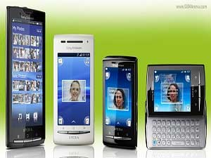 Sony Ericsson Bets Big On The Xperia Series