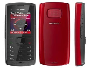 New Nokia Dual Sim Phones – C2-00 & X1-01