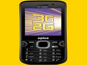 Spice G 6650, The First Dual SIM 3G Phone