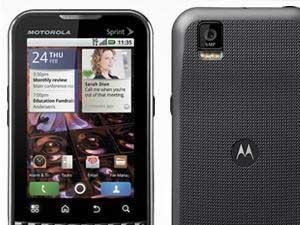Motorola XPRT: An Expert Smartphone
