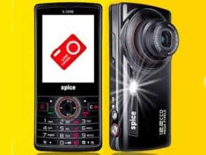Spice S1200 Will Be A Competitive Camera Phone!