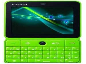 Huawei Ideos Chat -  Touch And Type Phone