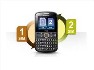 Samsung Chat 222 Specifications