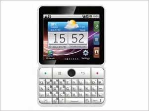 Huawei Ideos Chat Vs Samsung Chat  duos