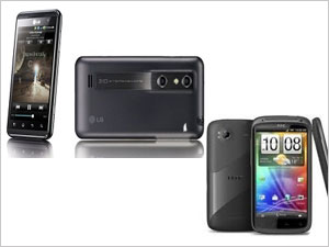 HTC Sensation Vs LG Thrill – War Of The Super Smartphones