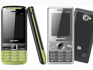 Salora International Launches Mobile Phones: SM501 & SM401