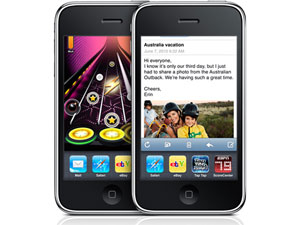 Apple Re-Launches i-Phone 3GS At A Cheaper Price