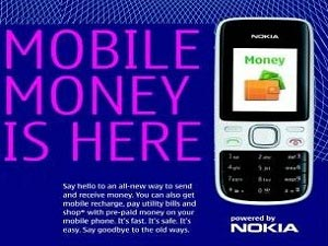 Nokia Launches Mobile Money Client To Aid Mobile Banking