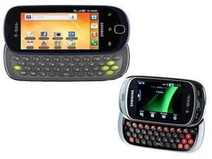 Samsung Gravity Smart Touch 2 Vs Samsung Gravity T