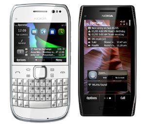 Nokia E6 & X7 On Symbian Anna OS – More Updates