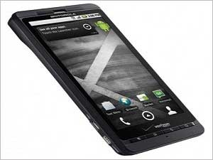 Droid Series Turning The Tides For Motorola