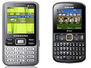 Samsung's Metro Duos C3322 Vs Ch@t 222
