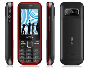 INTEX Tri.Do, The Lastest Triple SIM Phone