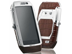 Tag Heuer Link, A New Luxury Smartphone