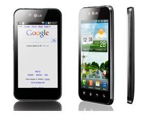 LG Launches 'Optimus Black' In India