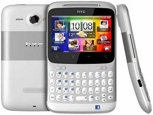 HTC ChaCha Enters Indian Market