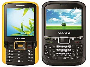 Maxx Khamoshhh Series, Low Noise Phones From Maxx