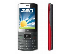 Zen M 111: India's 1st Triple Sim GSM Phone