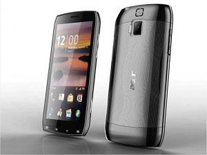 Acer Smartphone Soon: Iconia Smart