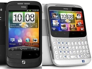 Sibling Wars: HTC ChaCha Vs HTC Wildfire