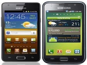 Galactic Wars: Samsung Galaxy S VS Samsung Galaxy R