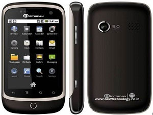 Touch Screen Wars: Viewsonic V350 Vs Micromax A70