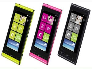 First Windows Phone 7 Handset From Fujitsu Toshiba Announced