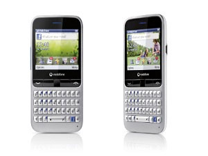 Vodafone 555 Blue Facebook Phone Expected Soon In India