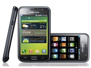 Samsung Galaxy S I9000 To Receive Android Facelift