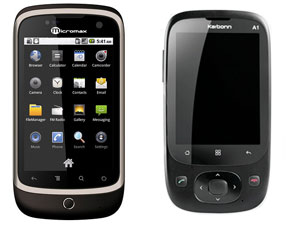 Micromax A70 And Karbonn A1 Head To Head Comparison