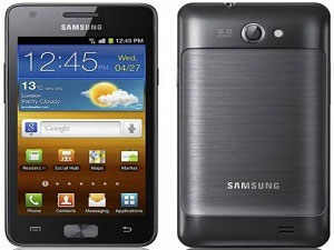 Samsung Galaxy R Specifications Revealed