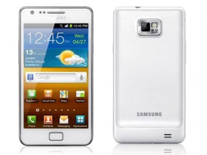 Samsung Galaxy S2 White To Hit Stores Soon
