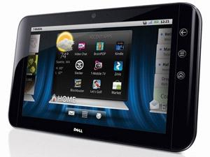 Dell Streak 10, New Dell Tablet Released
