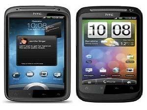 HTC Sensation Vs HTC Desire Head To Head Comparison