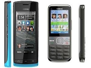 Nokia 500 Vs Nokia C5 Head To Head Comparison