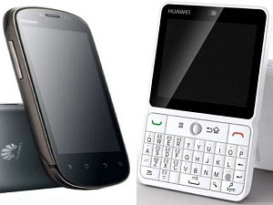 Huawei Ideos Chat And Huawei Vision Head To Head Comparison