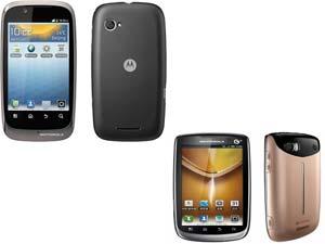 Motorola XT 531 And Motorola MT 870, 2 Touch Screen Phones Coming Soon