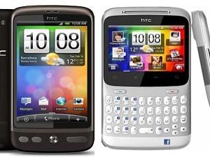 HTC ChaCha Vs HTC Desire Head To Head Comparison