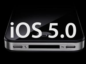 Apple iOS 5 To Have New Features