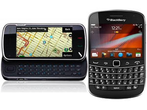 Blackberry 9900 Vs Nokia N9 Head To Head Comparison