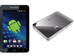 Olivepad VT100 Tablet Vs Reliance 3G Tab Head To Head Comparison