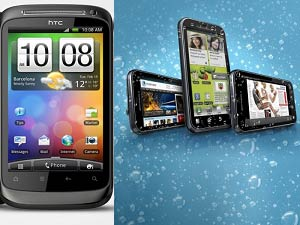 Motorola Defy Plus Vs HTC Desire S Head To Head Comparison