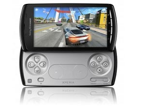Sony Ericsson Xperia Play Loaded With More Games