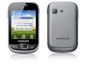 Samsung S3770, New 3G Mid Range Mobile Phone Launched