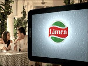 Limca Campaigns Around Samsung Galaxy Tab Tablet